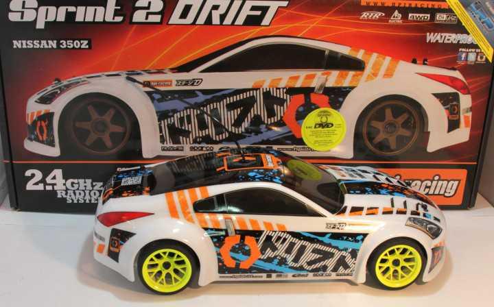 HPI Sprint 2 Drift Car