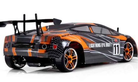 Redcat Lightning EPX RC Drift Car Review