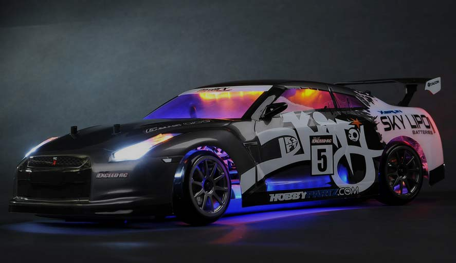 exceed madspeed drift king rc drift car review