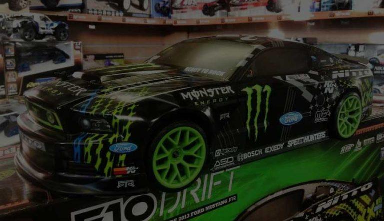 HPI Racing E10 Drift car review