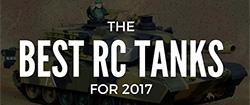 best rc tanks