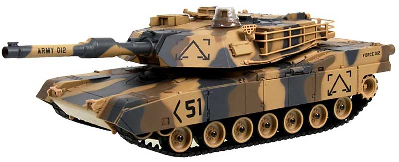 best rc tanks