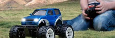 Best Remote Control Cars for Kids: Easy RC Cars to Drive