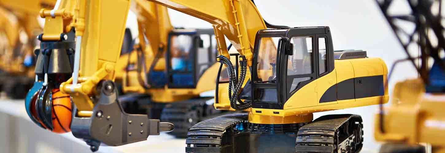 best rc excavators