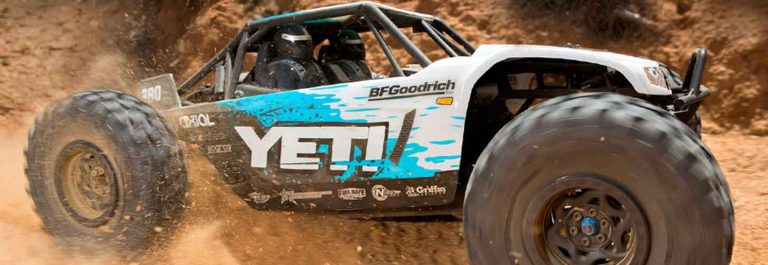 Axial Yeti Review