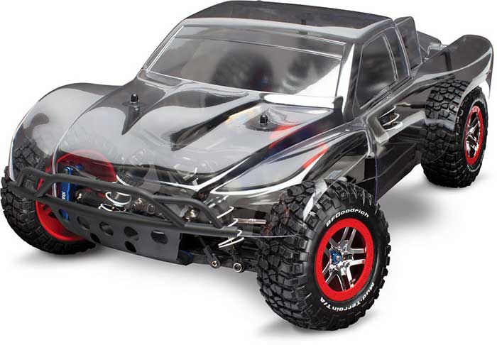 traxxas slash short course truck